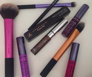 beauty, cosmetics, and girls image