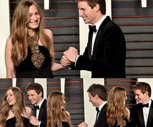 oscar, Academy Awards, and eddie redmayne image