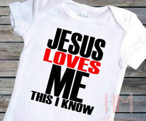 etsy, jesus, and love image