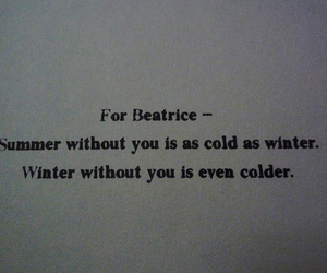 cold, text, and winter image