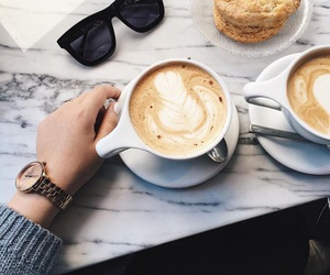 coffee, cozy, and food image