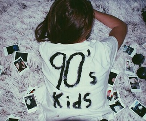 grunge, 90s, and kids image