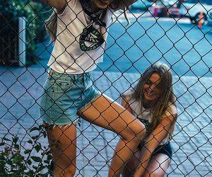girl, fun, and grunge image