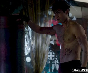 shadowhunters, alec lightwood, and Hot image