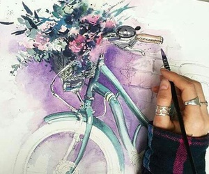 amazing, watercolor, and art image
