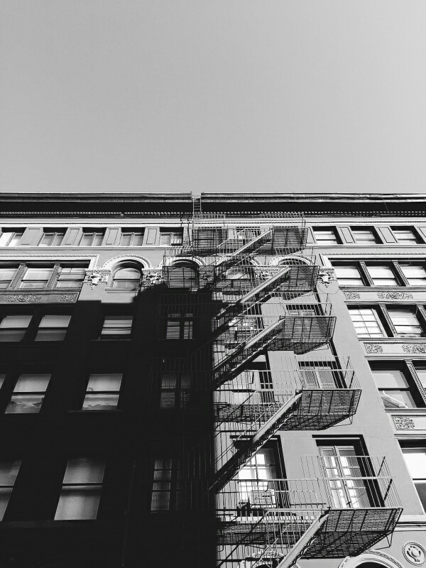 alternative, cool, and b&w image