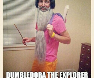 funny, harry potter, and Dora image