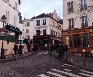 france, nikon, and paris image