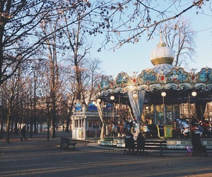 france, photography, and jardin des tuileries image