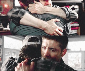 supernatural, dean, and boby image