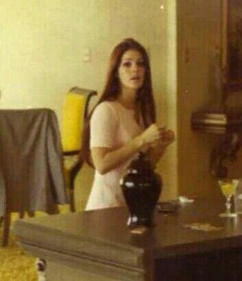 Image About 60s In Priscilla Presley By Elvis Mj