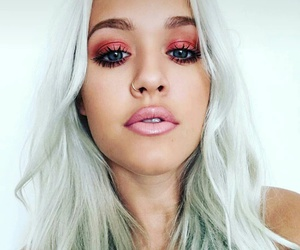 lottie tomlinson, louis tomlinson, and beauty image