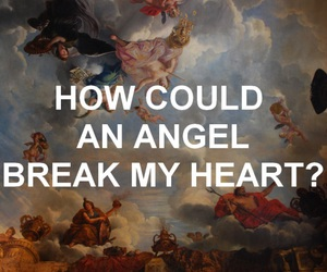 angel, quotes, and heart image