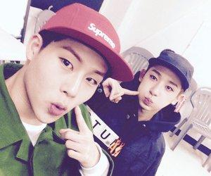 kpop, jooheon, and wonho image