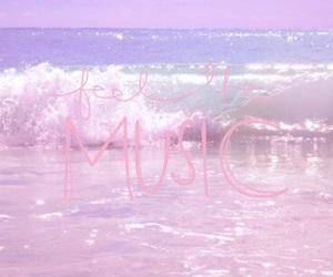 beach, feelings, and captions image