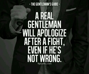 apologize, gentleman, and quote image