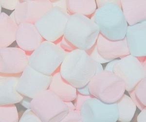 pastel, marshmallow, and pink image