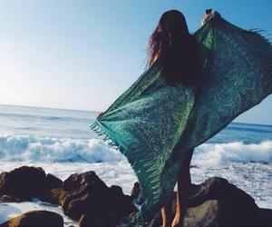 beach, feeling, and free image