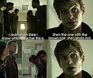teen wolf, isaac, and daniel sharman image