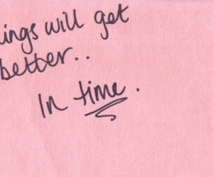 better, things, and time image