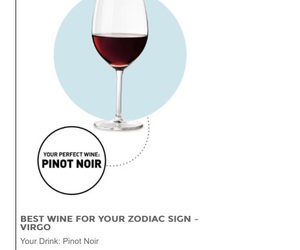 details, drink, and horoscope image