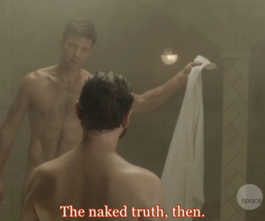 bitten, truth, and tv series image