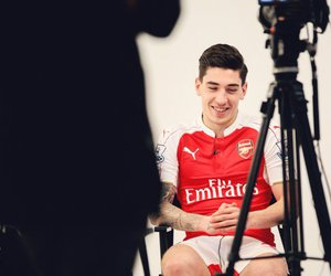 Arsenal, arsenal fc, and hector bellerin image