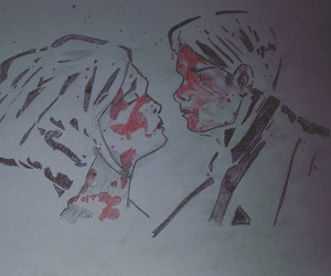 drawings and my chemical romance image