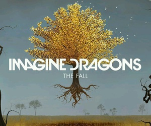 imagine dragons, music, and the fall image