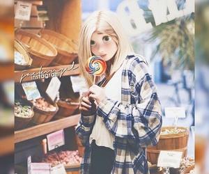 amanda steele, grunge, and blonde image