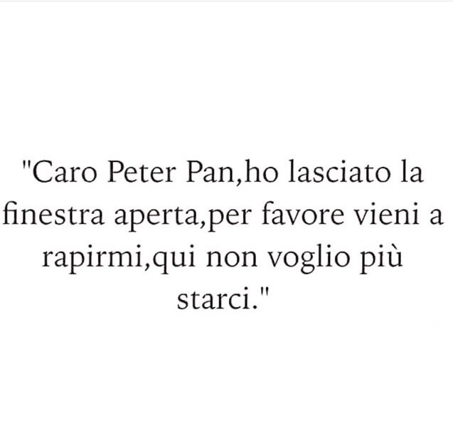 Frasi Italiane Discovered By Valentina On We Heart It