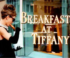 tiffany, audrey, and breakfast image