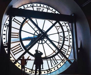 awesome, clock, and musee d'orsay image