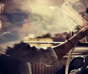 car, take me home, and drive image