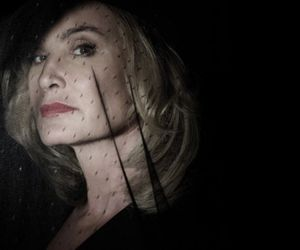 jessica lange, evan peters, and american horror story image