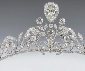 crown, tiara, and grey image