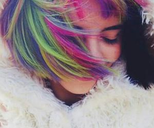 melanie martinez, hair, and colors image