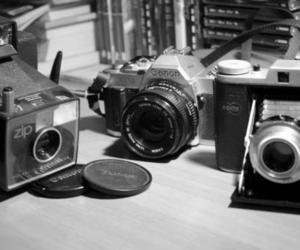 antique, canon, and photography image