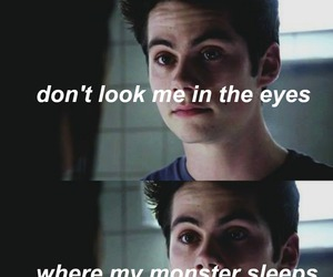 monster, teen wolf, and stydia image