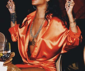 rihanna, riri, and tattoo image