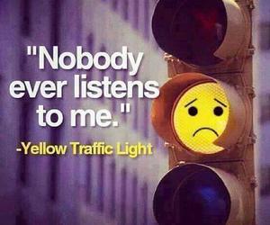 yellow, light, and sad image