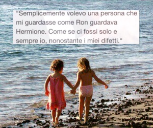 frasi, spiaggia, and hermione granger image