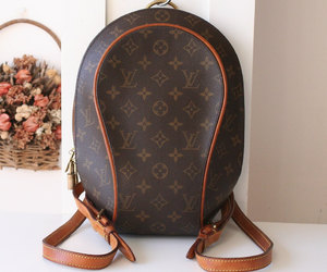 authentic, backpack, and brand image