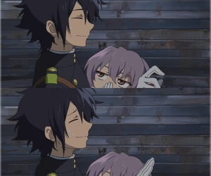 yuichiro, owari no seraph, and seraph of the end image