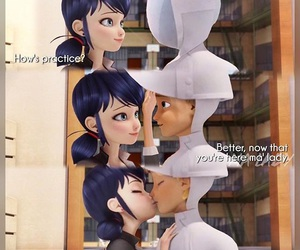 Adrien, marinette, and ship them image