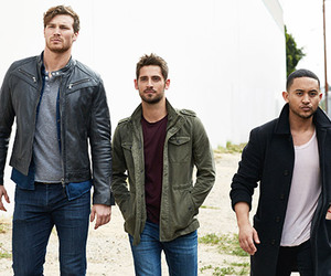 baby daddy, jean-luc bilodeau, and tahj mowry image