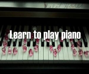girl, learn, and musica image