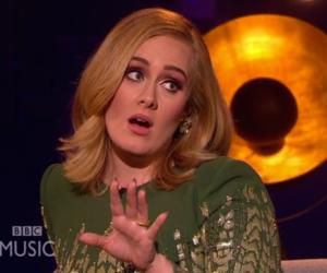 Adele, beautiful, and fashion image
