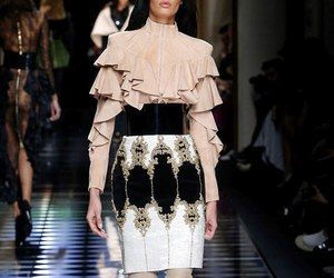 Balmain, collection, and ready-to-wear image