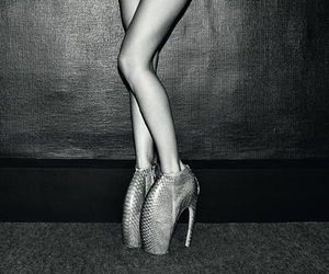 shoes, Alexander McQueen, and Lady gaga image